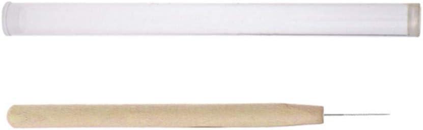 para hacer escariador Herramienta para hacer escariador de perlas y agujeros de madera hechos a mano T/&F