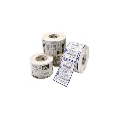 Zebra Z-Perform 1000D - Unbeschichtete permanente Papierklebeetiketten - 100 x 50 mm - 12000 Etikett(en) ( 4 Rolle(n) x 3000 ) - - für Zebra S4M, Z4Mplus, Z6MPlus, ZM400, ZM600\; TLP 2746\; Xi Series 140\; Z Series ZM400, ZM600