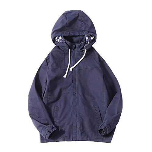 Hombres desgaste casual chaqueta de color