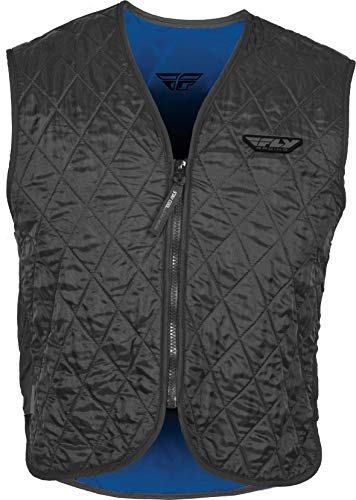 FLY Racing Cooling Vest with Evaporative Cooling Technology, Cool Protective Vest for Hours on the Road