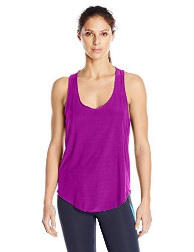 Onzie - Camiseta de tirantes para mujer - Morado - Talla unica