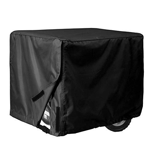 WZNING Rattan-Möbel-Abdeckungen Generator Cover, im Freien Wasserdichten UV-beständig for Generatorschutz, Regenschutz, reduziert Staub, Oxford Cloth Langlebig und schützend