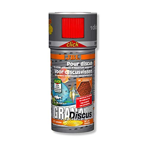 JBL Granulés pour Discus avec doseur Grana Discus Click 250 ML
