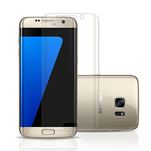 4.99 Nano Película Delgada para Samsung Galaxy S7 Edge El | Transparente Da Paso A La