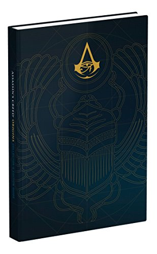 Assassin's Creed Origins - Collector's Edition - Das offizielle Lösungsbuch