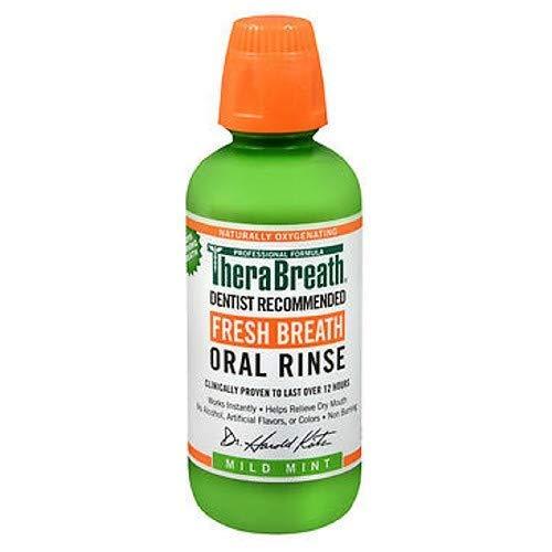 TheraBreath Oral Rinse - Stops All Bad Breath, 16 fl oz