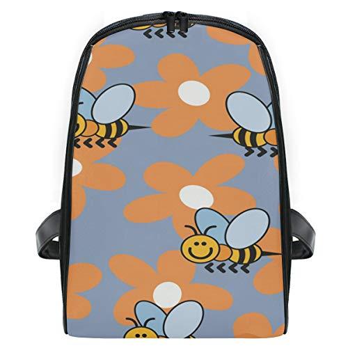 DEZIRO - Mochila de viaje para niños, diseño de abeja