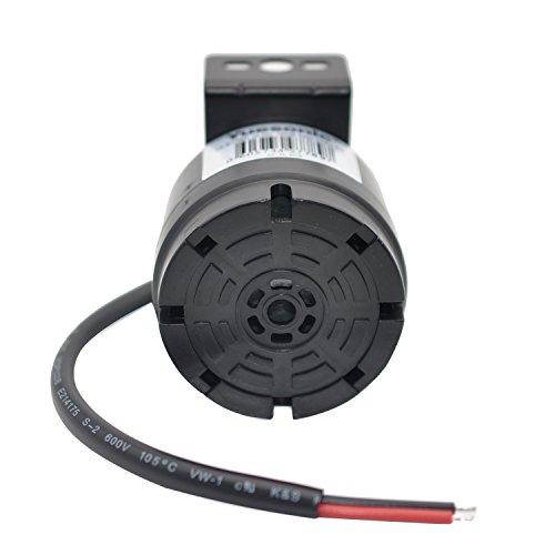 Yuesonic 10-24V 100dB alarmas de aviso para conducción marcha atrás