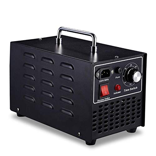 Why Choose JINRU Air Purifier,Generator Sterilizer,with Timer and Strong Fan for Indoor Air Disinfec...