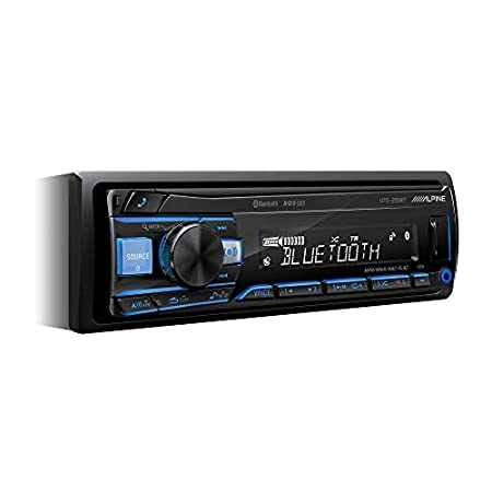 Alpine Electronics UTE-200BT Autoradio Bluetooth