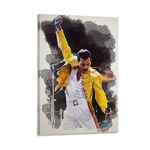 Queen from Rio Rock Leinwand Kunst Poster und Wandkunst Bilddruck Moderne Familienzimmer Dekor Poster 20x30inch(50x75cm)