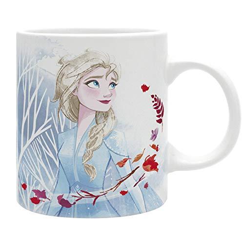 ABYstyle - Disney - La Reine des Neiges 2 - Mug - 320 ML - Elsa