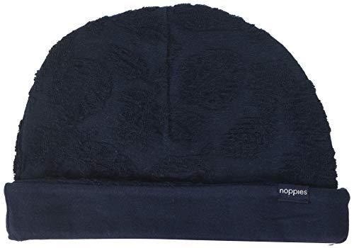 Noppies B Hat Alsip Bonnet, Bleu (Dark Sapphire P208), Unique (Taille Fabricant: 3M-6M) Bébé garçon
