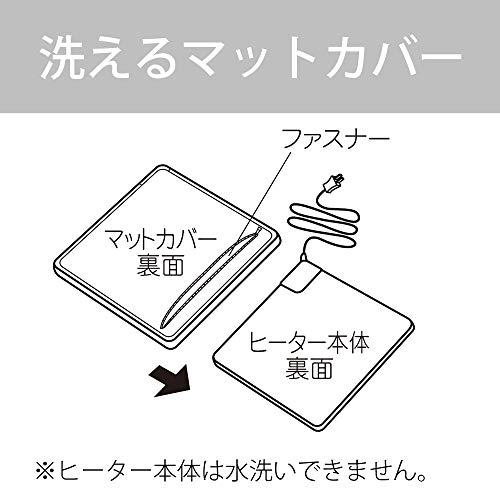 KOIZUMI(コイズミ)『ホットマット(KDM-4593)』