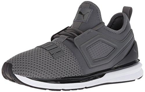 PUMA Men's Ignite Limitless 2 Sneaker, Iron gate Black, 7.5 M US