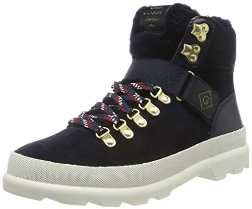 GANT Footwear Damen Westport Stiefeletten, Blau (Marine G69), 40 EU