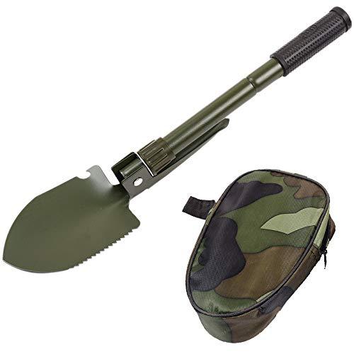 Tuingereedschap Portable Folding Shovel multifunctionele RVS Survival Spade Troffel Camping Outdoor schoonmaak tool,B