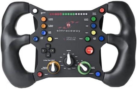 SteelSeries Max 65% OFF Simraceway SRW-S1 Regular discount Steering Gaming Wheel