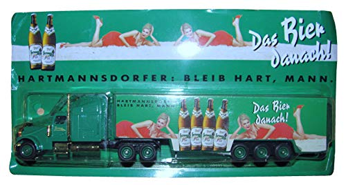 Hartmannsdorfer Brauerei Nr.08 - Das Bier danach - Freightliner FLD 120 - US Sattelzug