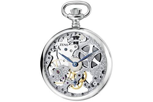 Zeno-Watch - Armbanduhr - Herren - Pocket Watch Lepine ? Skeleton - TU-S-klein