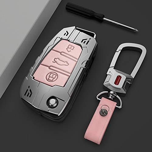 DFCVB Funda para llave de coche para Audi A1 A3 8P 8L...