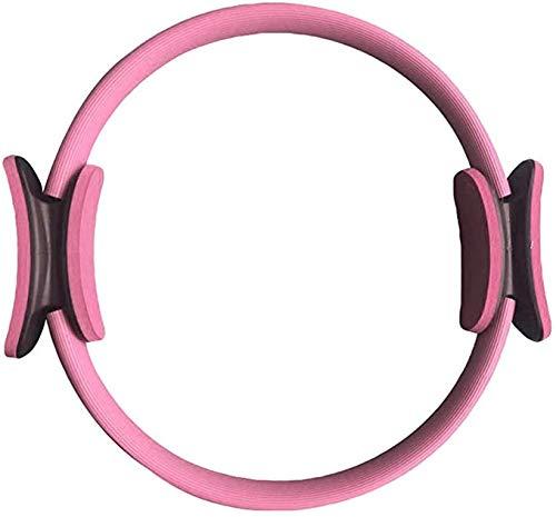 Baijiaye Cerchia di Pilates Anello ausiliario dello Yoga Attrezzature per Il Fitness a casa Adatto per Le Donne