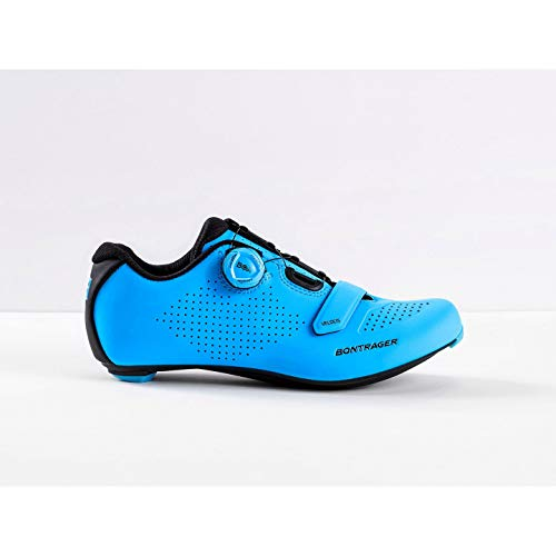 Bontrager Velocis Rennrad Fahrrad Schuhe blau 2020: Größe: 44