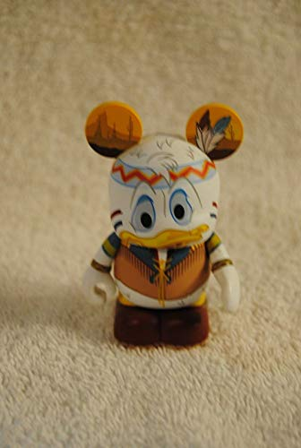 Disney VINYLMATION MICKEY'S WILD WEST SERIES DEWEY DONALD DUCK'S NEPHEW 3' JR
