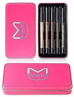 Strong Waterproof Quick Dry Gel Eyeliner Makeup 5 Color Pencil (5pcs)