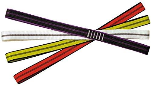 Edelrid Sewn Slings Sangle de serrage Noir 80 cm 25 mm