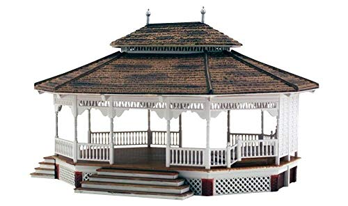 Built-N-Ready Grand Gazebo HO Woodland Scenics