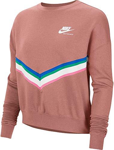 NIKE Sportswear Sudadera Mujer - algodón Talla: M