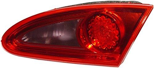 HELLA 9EL 982 001-101 Luce posteriore - Tecnologia lampadine - Sezione interna - Dx
