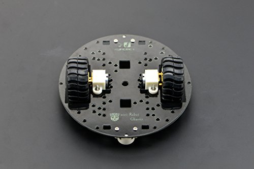 DFRobot 2WD miniQ Robot Platform