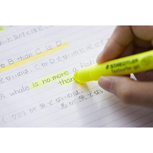 ステッドラー固形蛍光マーカーテキストサーファーゲルピンクセリースタイプ264-23PB