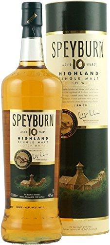 Speyburn Whisky 10 Years Tube - 1000 ml