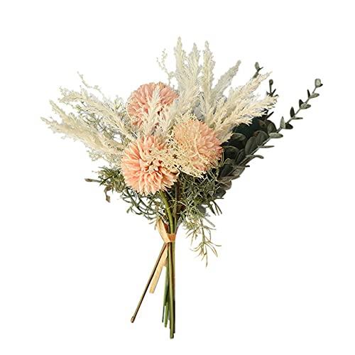 RoxNvm Flores Artificiales, Ramo Artificial, Flores Decorativas realistas Flores Falsas Flores de...