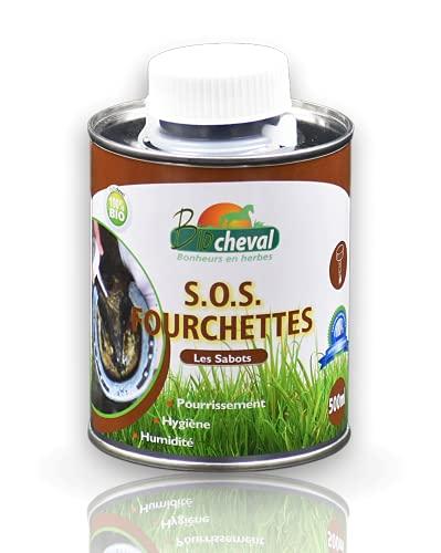 Bio-Cheval SOS fourchettes