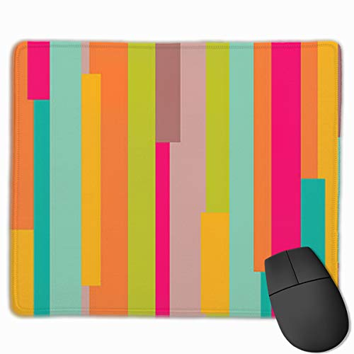Personalized Mouse Pad Gaming Mouse Pad Best Mouse Pad Ergonomic Mouse Pad Color Vertical Bar