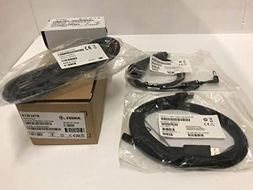 Zebra stb3678-c100 F3ww standaard weegschaal voor 3678, familie, oplader, Bluetooth en Multi Interface