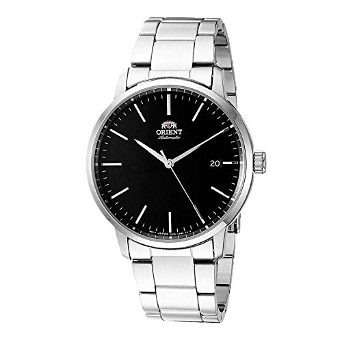 Orient Men's Maestro Japanese Automatic Stainless Steel Strap, Silver, 20 Casual Watch (Model: RA-AC0E01B10A)