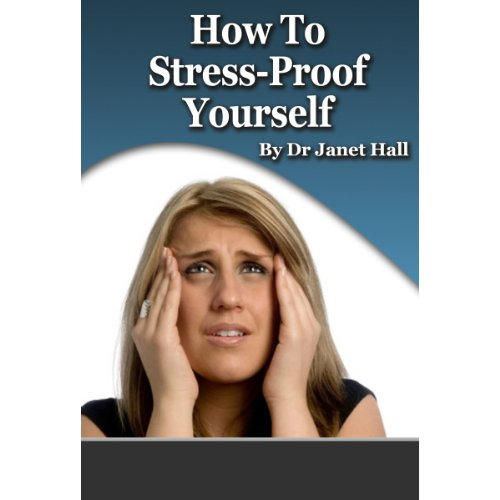 How to Stress Proof Yourself  By  cover art