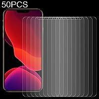 DMTRAB for. IPhone 12 Miniのための50個0.26mm 9h 2.5D強化ガラスフィルム