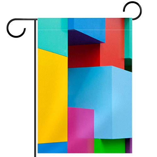 Fashion Banner Größe: a.30,5 x 45,7 cm B.71,1 x 101,6 cm Faser Happy Easter Thema Garten Flagge süß einlagig wasserdicht bunte Wohnwand, Bunte Wohnwand., 28x40in