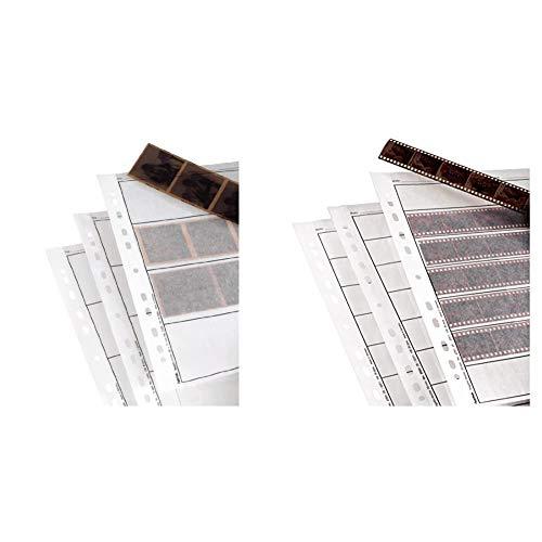 HamaNegative Sleeves, 6070 mm, Glassine Matt, 310 mm, 260 mm (Importado) +Negative Sleeves, 24 x 36 mm, Glassine Matt, 310 mm, 260 mm (Importado)