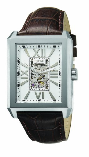 Esprit Collection Herren-Armbanduhr xanthos Analog Automatik