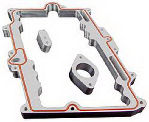 Taylor Cable 11011 Vmax Intake Manifold Spacer