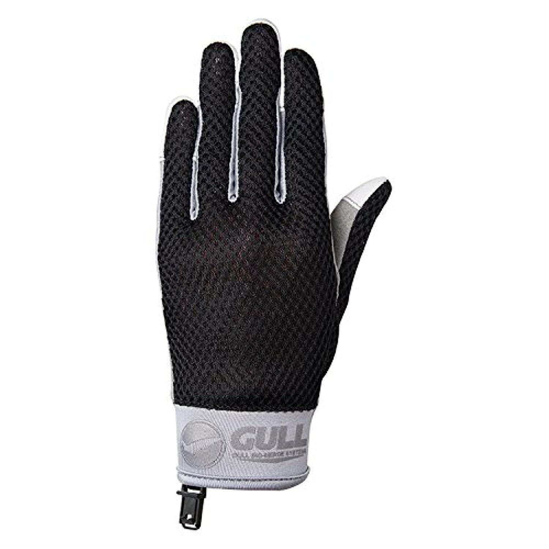 GULL(ガル) GA-5596 サマーグローブ2 ウィメンズ [ブラック/Sサイズ] ダイビンググローブ
