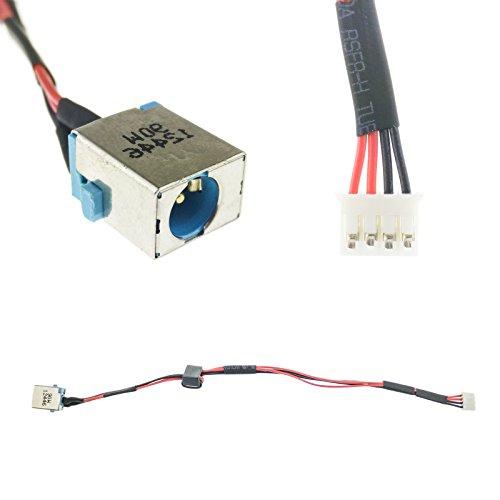 DC JACK PJ-ARAS5741 1.65 mm compatible con Acer Aspire 5471G | 5551...