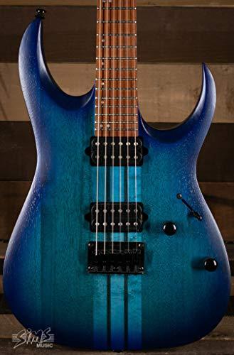 Ibanez RGA Series RGAT62 Electric Guitar Flat Sapphire Blue